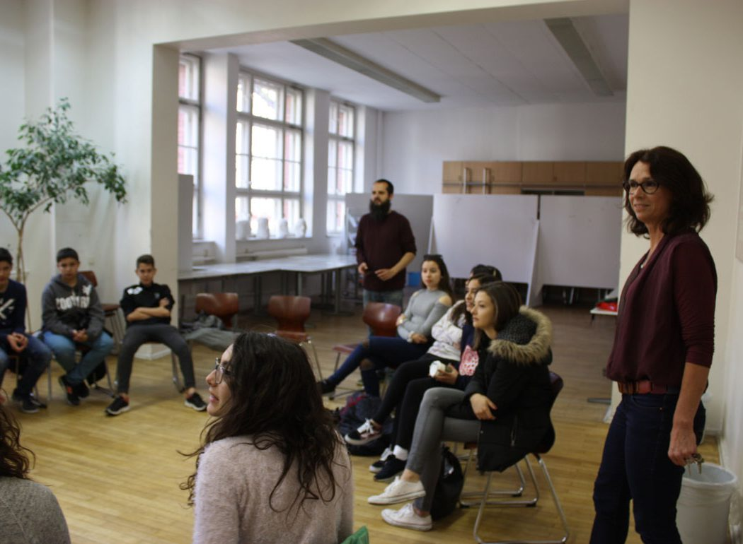 Ferdinand freiligrath schule spanier innen bei uns for Produktdesign schule