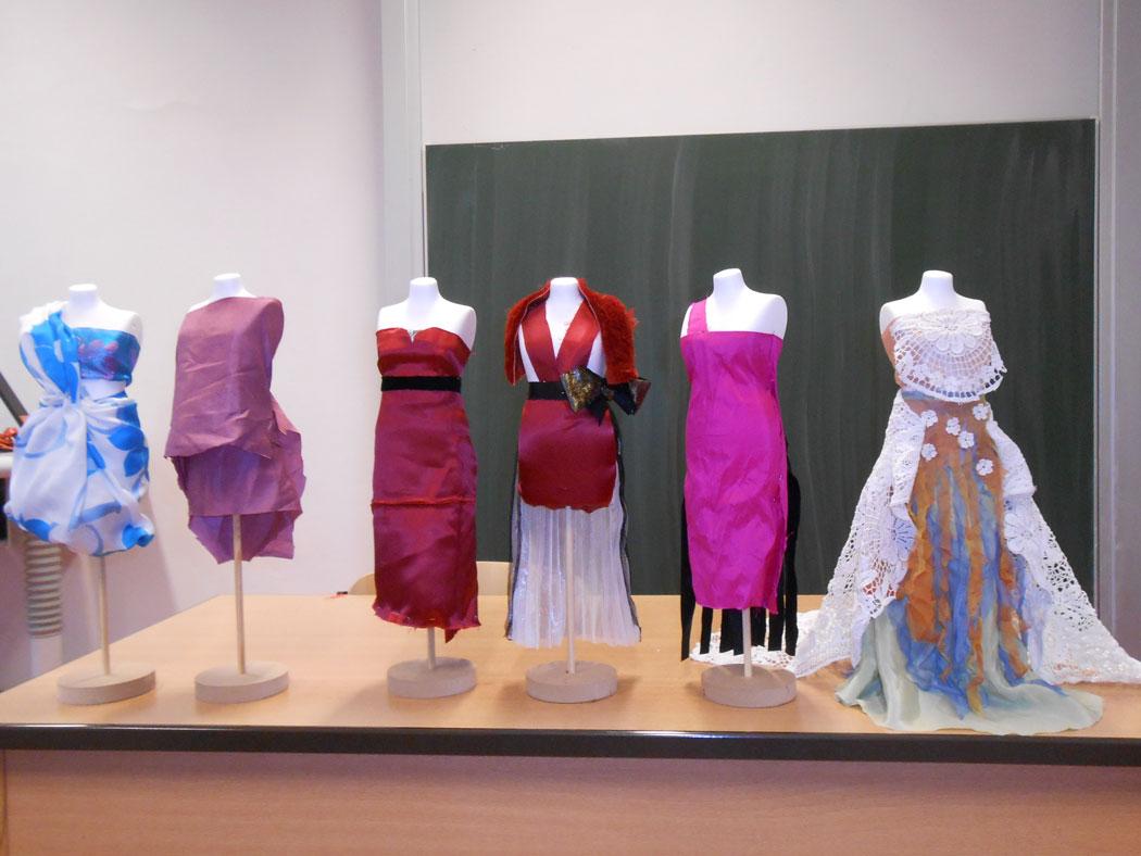 Ferdinand freiligrath schule ausflug zum osz bekleidung for Mode und bekleidung schule frankfurt