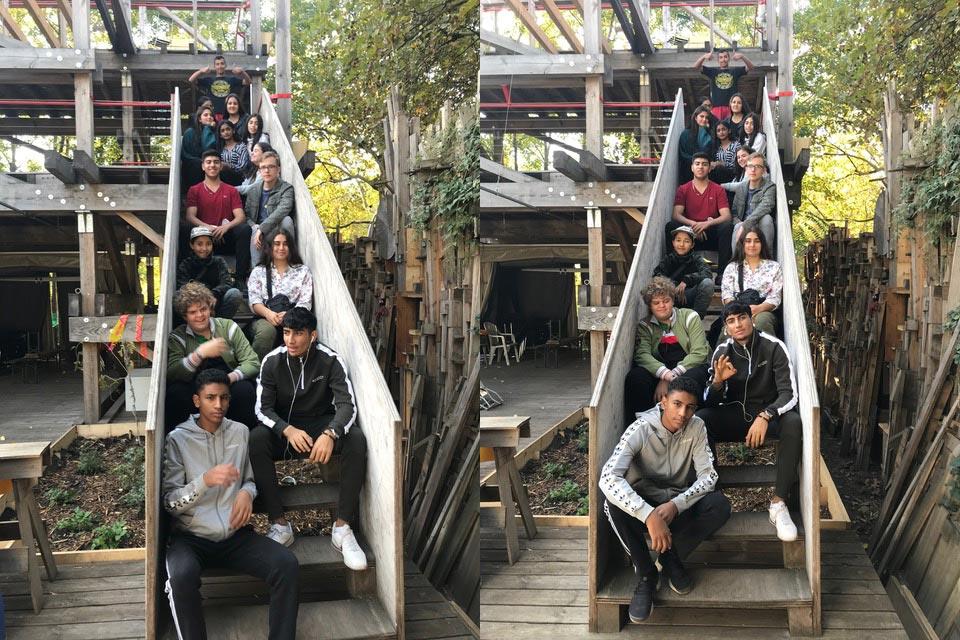 Ferdinand freiligrath schule fahrt der gsv 2018 for Produktdesign schule